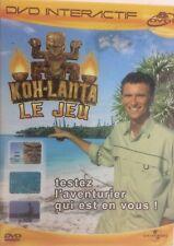 Koh-Lanta Le Jeu DvD Interactif