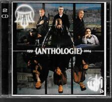 "2 CD COMPIL 26 TITRES--IAM--ANTHOLOGIE 1991 - 2004 ""FRENCH RAP"""