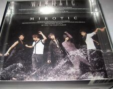 Tohoshinki DBSK TVXQ Dong Bang Shin Ki Vol. 4 - Mirotic (CD+DVD)(Korea Version B