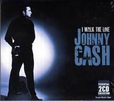 JOHNNY CASH - I WALK THE LINE (NEW SEALED 2CD)