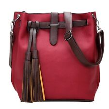 Women Leather Handbag Shoulder Bag Tote Purse Messenger Hobo Satchel Cross Body