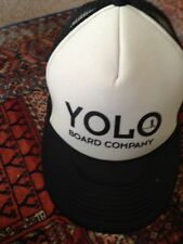 Cobra Baseball Cap Hat Snapback Adjustable Yolo Board Company GXN