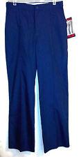 "Nurse Scrubs Pants Cherokee New Size Xs 28"" X 31"" Color Navy Blue"