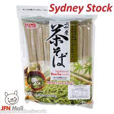 HIME JAPANESE BUCKWHEAT GREEN TEA NOODLE 640G Amazon top brand