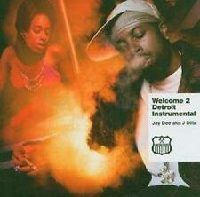 Jay Dee - Welcome 2 Detroit Instrumental (NEW CD)