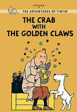 The Adventures Of Tintin The Crab With The Golden Claws By Herge