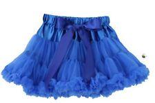 Girls Royal Blue Tutu, Pettiskirt, 18-48 months, ex Bumblefrilla