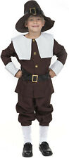 Pilgrim Boy Thanksgiving Costume complete with Hat