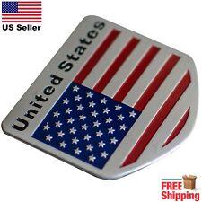 US Flag Sticker Decal Emblem