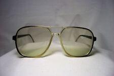 Black Rose Aviator sunglasses oval frames men's women's unisex rare vintage