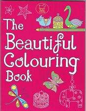 The Beautiful Colouring Book, New Quality Paperback Book