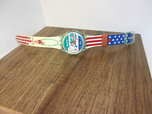 Swatch Atlanta 1996 Olympic Games GZ145 Watch