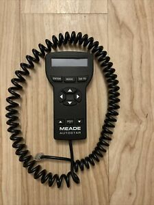 MEADE Autostar Computer Controller Remote 35-4700-03  Hand Controller Only