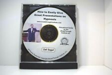 Great Presentations on Hypnosis - CD Zali Segal