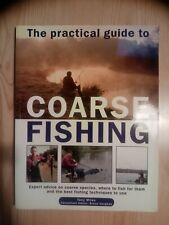 Coarse Fishing Book - Baits, Tackle, Techniques, Lures, Legering, Pole, Float,