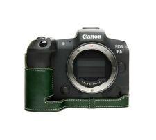 TP original camera half case for Canon EOS 5R