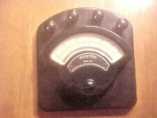 Model 281 Industrial Antique Weston Electrical Instruments Volt Meter Bakelite