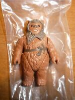1985 Vintage Kenner Star Wars ROMBA Last 17 POTF Action Figure Ewok