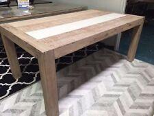 Timber Dining Furniture Sets Rectangular 7 Pieces