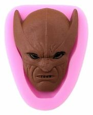Wolverine Face Silicone Mold