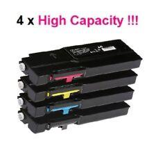4 Toner für XEORX VersaLink C400 C405 N DN / 106R03531 -106R03528 XXL Cartridges
