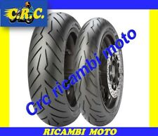 Coppia gomme Scooter Pirelli Diablo rosso 120/70/15 + 160/60/15 YAMAHA T MAX 500