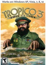 Tropico 3: Gold Edition PC Game