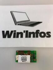 Carte Modem board Cable ethernet HP Pavilion DV2000 (réf : dv2246ea)
