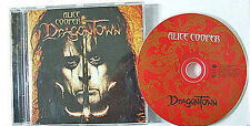 Alice Cooper Dragontown - CD música disco cd-rom rock shock metal