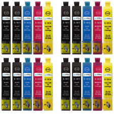 20 Ink Cartridges for Epson Expression Home XP-202 XP-30 XP-315 XP-412