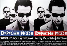 DEPECHE MODE POSTER TOURING THE ANGEL / Q