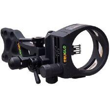 TruGlo TSX Pro Series Micro Adjust 5 Pin Sight, Black, TG7315B