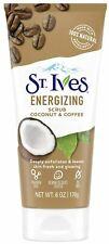 St. Ives Energizing Scrub - Coconut & Coffee - 6oz