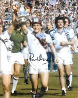 PAUL ALLEN WEST HAM 1980 F.A.CUP WIN SIGNED 10 X 8 PHOTO