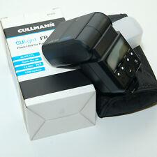 Cullmamnn CUlight FR 36F für Fujifilm TTL Aufsteckblitz Speedlite