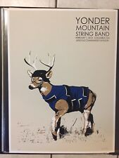 Yonder Mountain String Band Poster Columbus Ohio 2013 VERY RARE YMSB Deer
