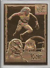 Kane 1999 Danbury Mint WWF Wrestling 22Kt Gold Card # 10
