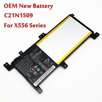 New Battery C21N1509 For ASUS X556UA X556UB X556UF X556UJ X556UQ X556UR X556UV