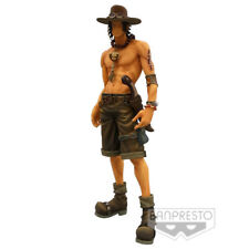 ORIGINAL Banpresto One Piece Figur SMSP The Portgas D Ace Limitiert Limited