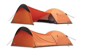 Harley-Davidson® Dome Tent w Detachable Motorcycle Storage Vestibule HDL-10010A