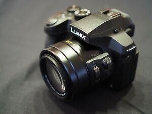 Panasonic Lumix DMC-FZ300 Digital Camera w/ Box VERY LIGHTLY USED