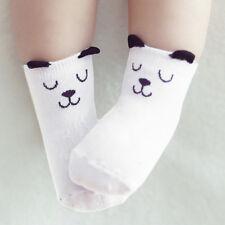 Cute Baby Socks Boy Girl Cartoon Cotton Socks NewBorn Infant Toddler Socks 0-4Y
