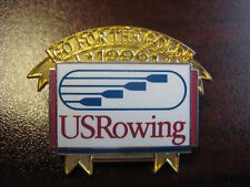 U.S. Rowing Sports Federation 1996 Go For The Gold Pin