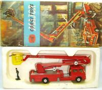CORGI NO. 1127 SIMON SNORKEL FIRE ENGINE - SUPERB MINT & BOXED