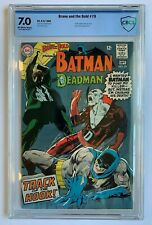 BRAVE AND THE BOLD #79, DC Comics, CBCS 7.0 grade, not CGC