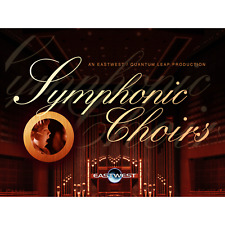 EastWest Quantum Symphonic Choirs GOLD (Serial Download)