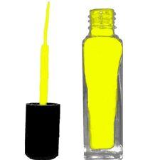 8ml Fineliner, Nailartliner Neon Gelb, Nagellack mit dünnen Pinsel zum malen