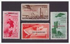 EGEO  1934   -   MONDIALI DI CALCIO   POSTA AEREA  SERIE   NUOVA **