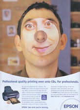 Epson Stylus Photo 950 Printer 2003 Magazine Advert #1231