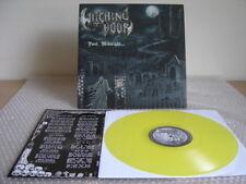 WITCHING HOUR: Past Midnight *Ltd. YELLOW LP* Cruel Force Desaster Ketzer Iron